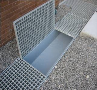 Lift Pit Liner Grp Trench Liner Grp Lift Pit Liner